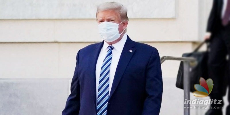 Media slams Trump for leaving hospital in the middle of COVID-19 treatment
