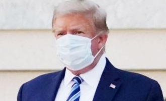 Media slams Trump for leaving hospital in the middle of COVID19 treatment