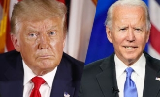 After sensational storming incident, Trump to finally make way for Joe Biden