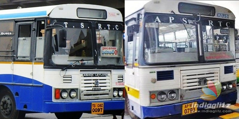 TSRTC, APSRTC start inter-state bus services; Details inside