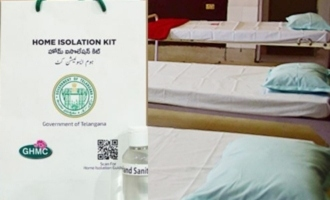 10 lakh home isolation kits, 10,000 oxygen beds In Telangana