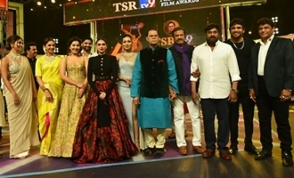 TSR National Film Awards 2017 & 2018