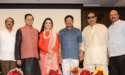 TSR Press Meet  About Viswa Nata Samrat Kaikala Satyanarayana