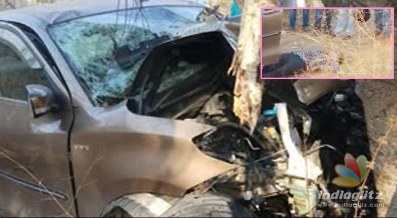 Two artists die in a road accident near Chevella
