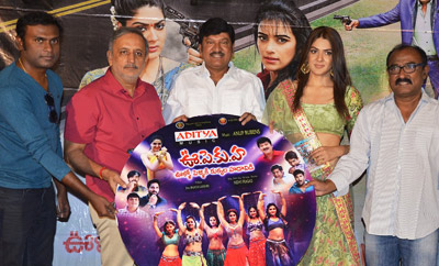 'Oollo Pelliki Kukkala Hadavidi' Audio Launched