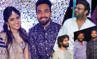 Celebs @ Producer Lakshman's Son Ujjwal Engagement