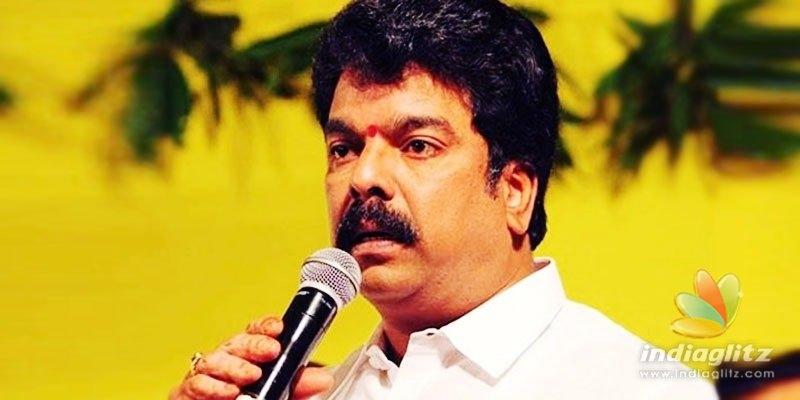 TDP leader Bonda Uma says he doesnt know the actress