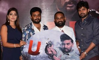 'U' Audio Launch
