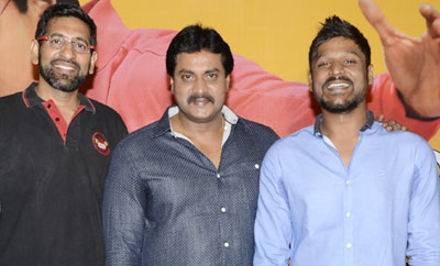 'Ungarala Rambabu' First Song Launch