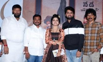 'Utthara' Pre Release Event