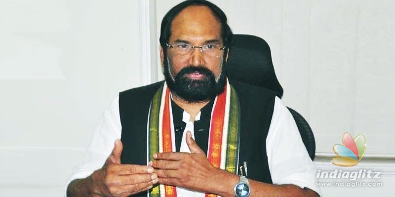 Uttam Kumar Reddy resigns as TPCC chief
