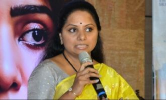 Samantha is epitome of modern woman: MP Kavitha