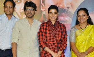 'U Turn' Success Meet