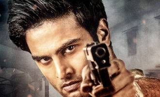 Sudheer Babu from 'V': Saviour's look is out