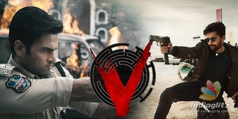 V Teaser: Serial killer knows no mercy, cop knows no rules!