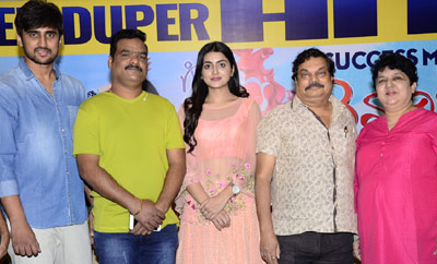 'Vaisakham' Success Meet
