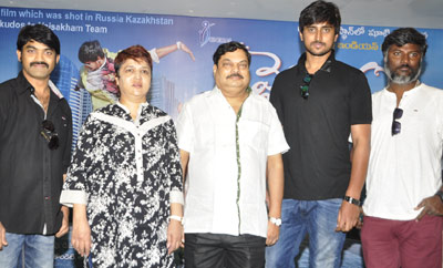'Vaisakham' First Look Launch
