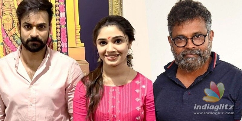 Vaisshnav Tej, Kriti Shetty team up with Sukumar again