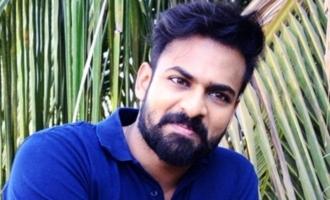 Vaisshnav Tej teams up with director of 'Arjun Reddy'