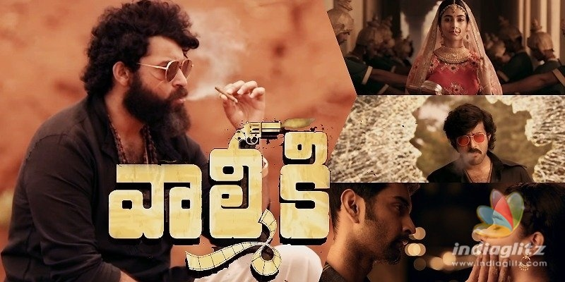 Valmiki Trailer: Gangster, filmmaker & more