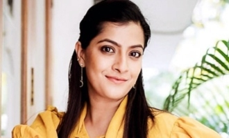 Doing 'Naandhi' was like going back to school: Varalaxmi Sarathkumar