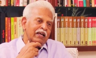 'Intellectual terrorist' Varavara Rao gets trolled as old video goes viral