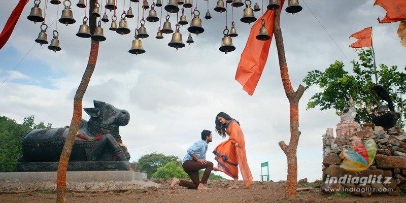 'నాగ శౌర్య , రీతువర్మ' 'వరుడు కావలెను' టీజర్ విడుదల