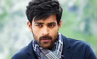 Oops! Headache for Varun Tej