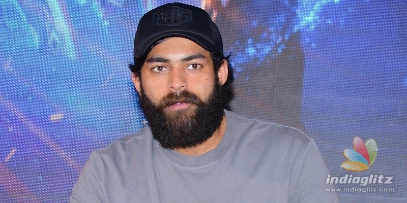 Varun Tej, others safe after a road accident