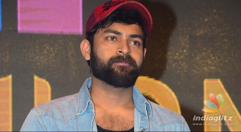 I rely on those two heroes for comedy: Varun Tej