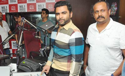 'Veedevadu' Song Launch @ RED FM