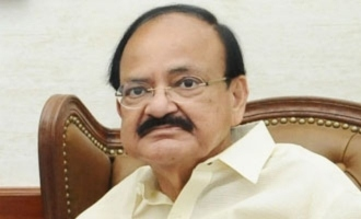Venkaiah Naidu contracts Coronavirus, is asymptomatic