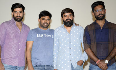 'Venkatapuram' Press Meet