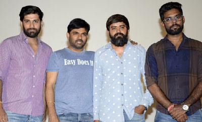 'Venkatapuram' Press Meet