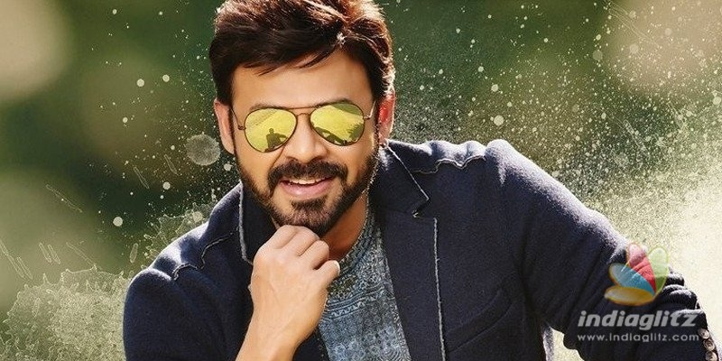 Bollywood hit to be overhauled for Venkatesh