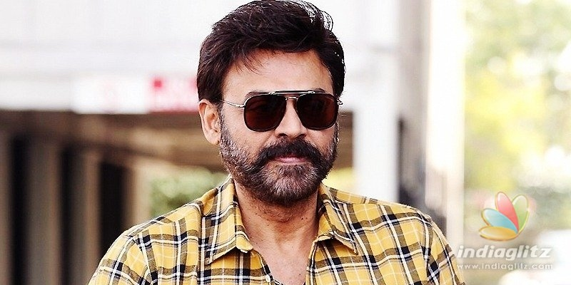 That heros character is a challenge: Venky