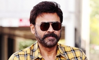 That hero's character is a challenge: Venky