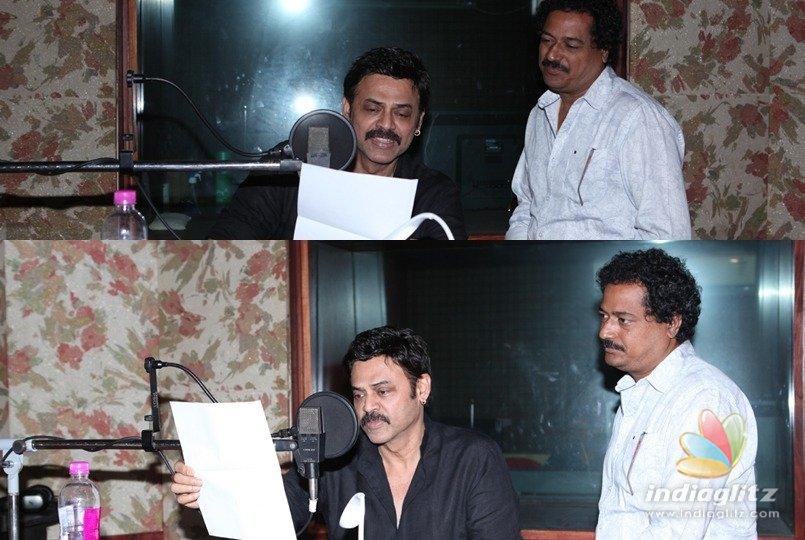 Popular senior hero lends voice to Srinivasa Kalyanam