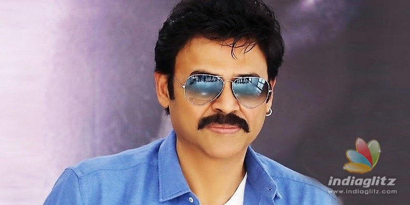 Venky plays a rich landlord in Venky Mama