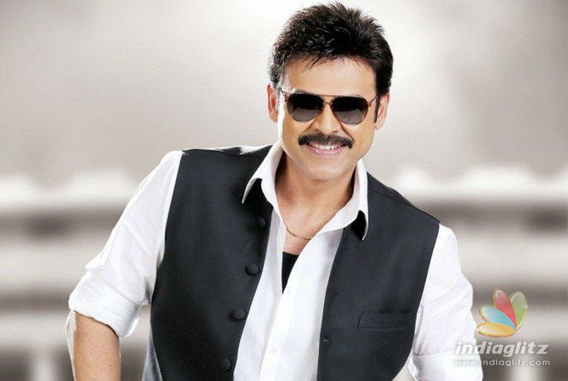 Venkatesh promises a surprise