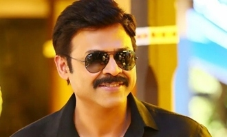 Venkatesh to grace 'Valmiki' event