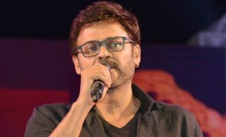 Venky wishes Mega hero, Balayya, Rajinikanth's films well