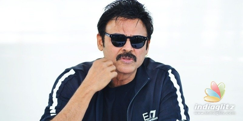 I was exhausted while doing Narappa: Venkatesh