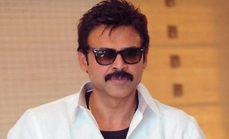 Venkatesh admitted to hospital