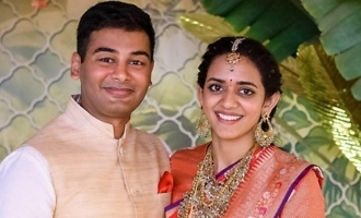 Venkatesh Daughter Ashritha and Vinayak Reddy Wedding