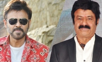 Venky might dare but not Balayya