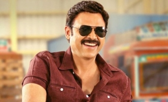 Venkatesh treats Be Real Challenge like casual day at home