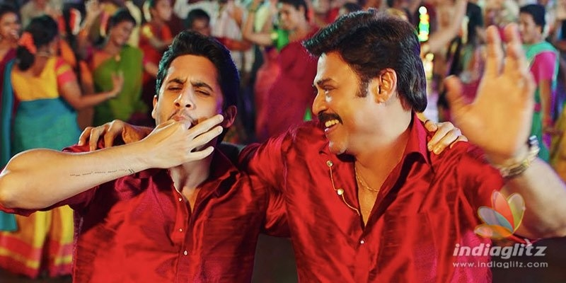 Venky Mama: A mind-blowing Day 1 at box-office