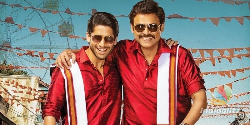 Venky Mama: Two days share crosses the Rs 15 Cr mark
