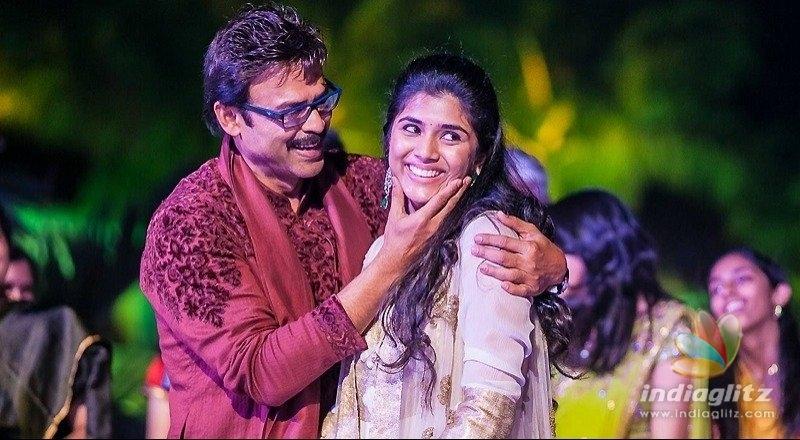 Venkateshs daughter gets engaged in low-key affair